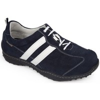 Chaussures Homme Baskets basses Calzamedi CHAUSSURES DIABETIC SPORTS BLUE
