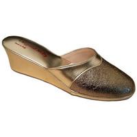 Chaussures Femme Baskets mode Original Milly PANTOUFLE DE CHAMBRE MILLY - 4000 OR Doré