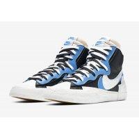 Chaussures Baskets montantes Nike Blazer Mid x Sacai