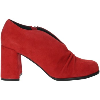 Chaussures Femme Low boots Pregunta PFC9174 Rouge