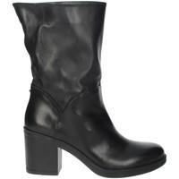 Chaussures Femme Bottes ville Pregunta IAU108 Noir