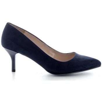 Chaussures Femme Escarpins Giulia g.5. ante Bleu