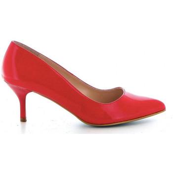 Chaussures Femme Escarpins Giulia g.5. charol Rouge