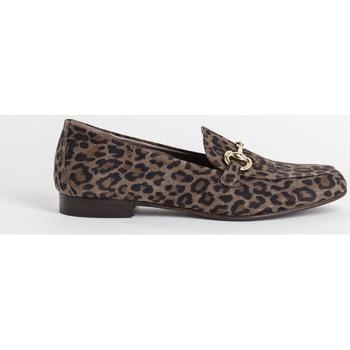 Chaussures Femme Mocassins Reqin's aubane Beige