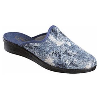 Chaussures Femme Chaussons Semelflex clementine Bleu