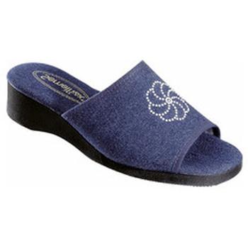 Chaussures Femme Chaussons Semelflex isis 2 Bleu