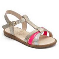 Chaussures Fille Sandales et Nu-pieds Bellamy marie Multicolore