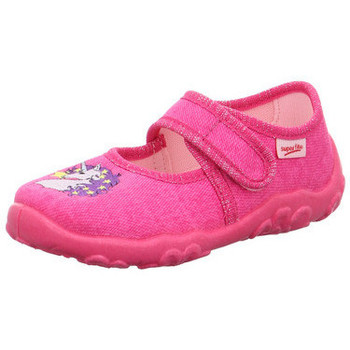 Chaussures Fille Chaussons Superfit bonny Rose