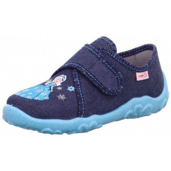 Chaussures Fille Chaussons Superfit bonny Bleu