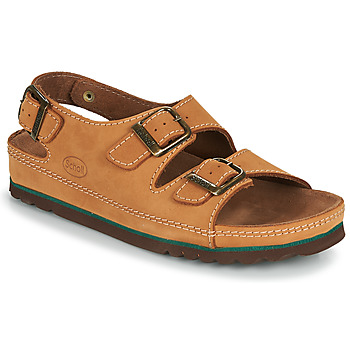 Chaussures Homme Sandales et Nu-pieds Scholl AIRBAG BACK STRAP Marron