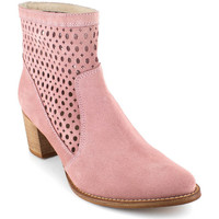 Chaussures Femme Bottines J.bradford JB-SOFIA ROSE Rose