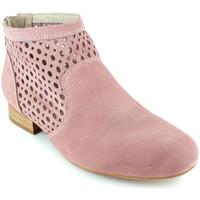 Chaussures Femme Bottines J.bradford JB-JADE ROSE Rose