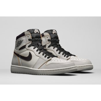Chaussures Baskets montantes Nike Air Jordan 1 x SB