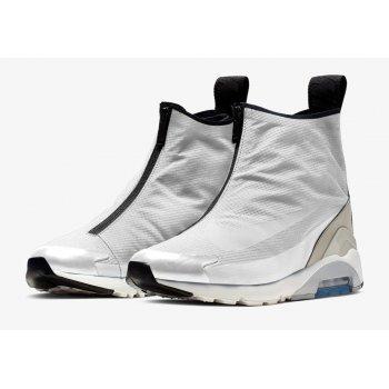 Chaussures Baskets montantes Nike Air Max 180 High x Ambush White White/White-Pale Grey-Light Bone