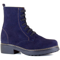 Chaussures Femme Bottines Loca Lova SIA MARINE Bleu