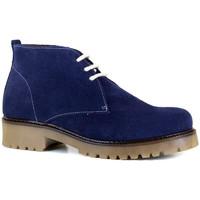 Chaussures Femme Bottines Loca Lova ALANA MARINE Bleu