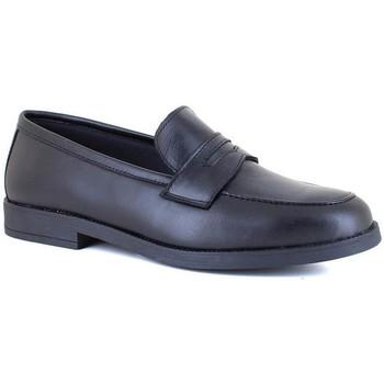Chaussures Homme Mocassins J.bradford JB-TOULOUSE NOIR Noir