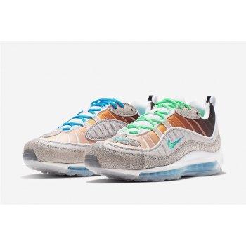 Chaussures Baskets basses Nike Air Max 98 La Mezcla Multicolor/Multicolor