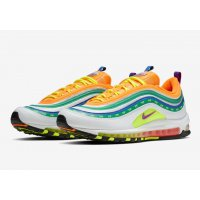 Chaussures Baskets basses Nike Air Max 97 London Summer Of love Multicolor/Multicolor