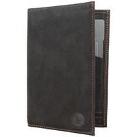Sacs Homme Pochettes / Sacoches Frandi Grand portefeuille en cuir fabrication France Noir Multicolor