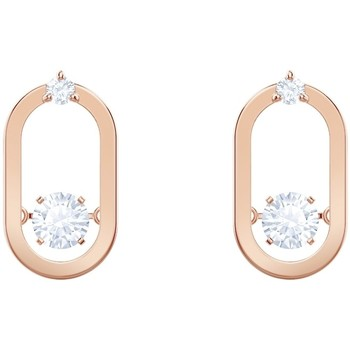 Montres & Bijoux Femme Boucles d'oreilles Swarovski Boucles d'oreilles  Sparkling Rose
