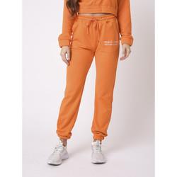 Vêtements Femme Pantalons de survêtement Project X Paris Jogging Orange