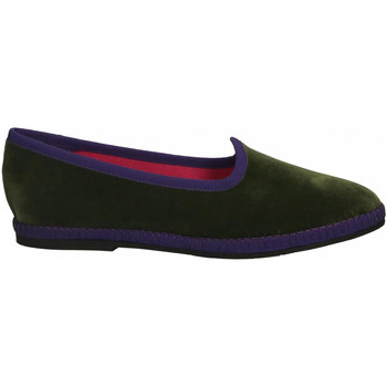 Chaussures Femme Chaussons Le Babe GAIA military-viola
