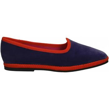 Chaussures Femme Chaussons Le Babe GAIA iris-arancio