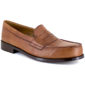 Chaussures Homme Mocassins J.bradford JB-BUNBURY CAMEL Marron