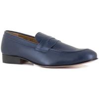 Chaussures Homme Mocassins J.bradford JB-NIQUEL MARINE Bleu