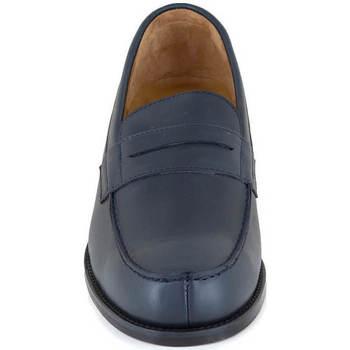 Chaussures Homme Mocassins J.bradford JB-BACCARAT MARINE Bleu