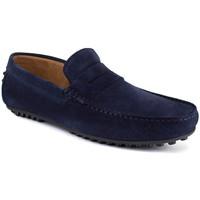 Chaussures Homme Mocassins J.bradford JB-AITOR marine Bleu