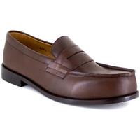 Chaussures Homme Mocassins J.bradford JB-BUNBURY marron Marron