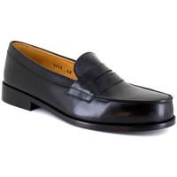 Chaussures Homme Mocassins J.bradford JB-BUNBURY NOIR Noir