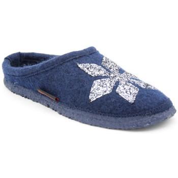 Chaussures Femme Chaussons Giesswein niendorf Bleu