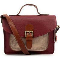 Sacs Femme Sacs porté main Oh My Bag CORTE Rouge foncé