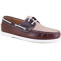 Chaussures Homme Chaussures bateau J.bradford JB-KETCH COGNAC Marron