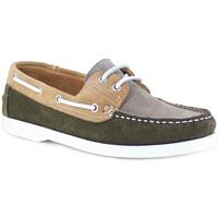 Chaussures Homme Chaussures bateau J.bradford JB-BABORD VERT Vert