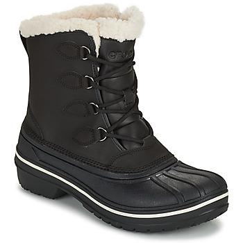 Chaussures Femme Boots Crocs ALL CAST II BOOT W Noir