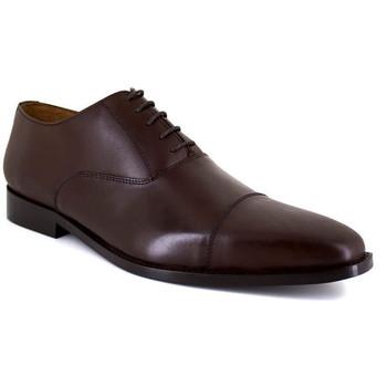 Chaussures Homme Richelieu J.bradford JB-LAITON MARRON Marron