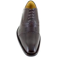 Chaussures Homme Richelieu J.bradford JB-LEONIS MARRON Marron