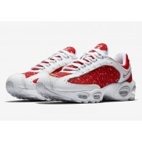 Chaussures Baskets basses Nike Air Max Tailwind 4 x Supreme White/Red WHITE/UNIVERSITY RED-WHITE-GEYSER GREY