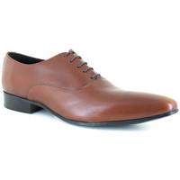 Chaussures Homme Richelieu J.bradford JB-BERLIN COGNAC Marron