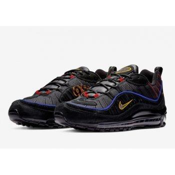 Chaussures Baskets basses Nike Air Max 98 - Livraison Gratuite ...