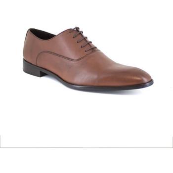 Chaussures Homme Richelieu J.bradford JB-DEVONPORT CAMEL Marron