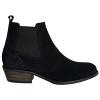 Chaussures Femme Bottines Salsa Bottines noir La Crosse 124936 Noir