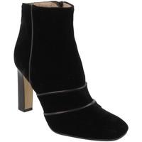 Chaussures Femme Bottines Lodi  Negro