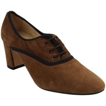 Chaussures Femme Derbies Cx  Marrón