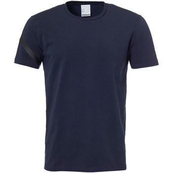 Vêtements Homme T-shirts manches courtes Uhlsport Essential Pro Shirt Blau