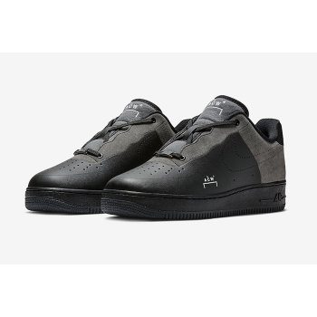 Chaussures Baskets basses Nike Air Force 1 Low x A Cold Wall Black Black/Dark Grey-White